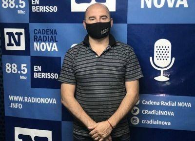 Emilio Lo Curcio dejó la Dirección de Control Urbano