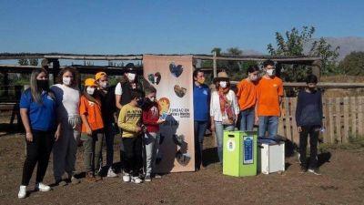 Fundación Caricias y Relinchos trabajará en separación de residuos