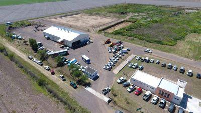 El Senador Enrico solicita la ampliación de la planta de tratamiento de residuos en Venado Tuerto
