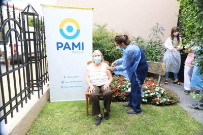 Pami retomará la campaña de vacunación