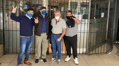 Amplio respaldo del Partido FE bonaerense a Salazar y Voytenco