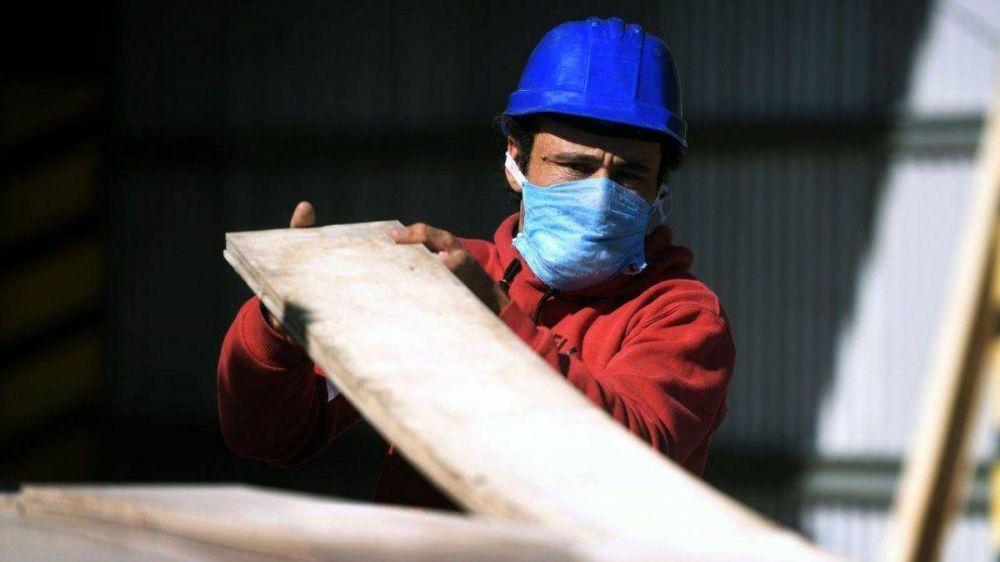 El empleo formal en el sector privado tuvo en enero su mayor crecimiento en 67 meses