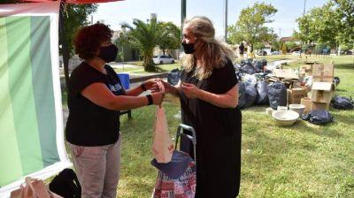 Más de 4.500 kilos de residuos se recuperaron con el Festival de Canje Saludable