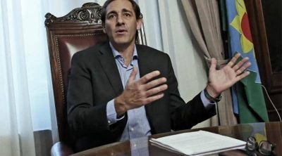 """Julio Garro: """"Si es necesario, dirimir una competencia en la provincia es muy sano"""""""