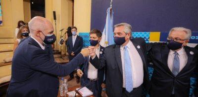 Alberto Fernández zafó de Horacio Rodríguez Larreta, qué pasa con las PASO y novedades en escraches K