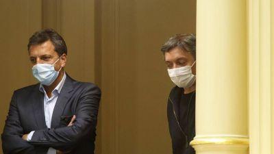 El gobierno apuesta a Larreta para cerrar un acuerdo amplio con la oposición