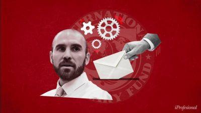 Más dólares, más vacunas y acuerdo con el FMI: la hoja de ruta de Guzmán para activar la economía