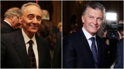 Ante un pedido de Poder Ciudadano Macri había ocultado el ingreso a Olivos de Magnetto, Morales Solá, otros periodistas, jueces y fiscales