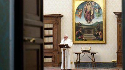 Regina Coeli del Papa en el Lunes del Ángel: