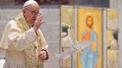 Francisco en Urbi et Orbi: la Pascua da esperanza y no defrauda