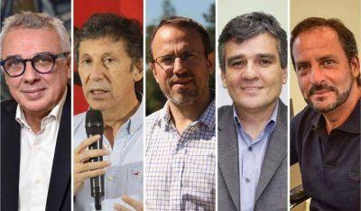 Quiénes son los 5 intendentes de la provincia con mejor imagen positiva