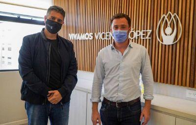 Andrés Scarsi asume como secretario de Salud de Vicente López