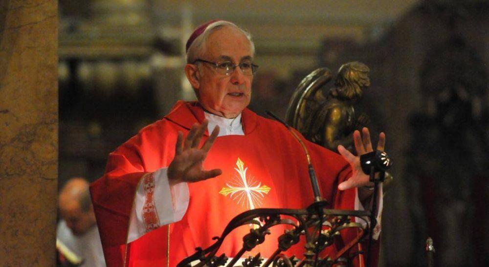 Ñáñez le presentará en agosto su renuncia al papa Francisco