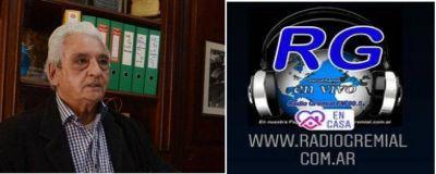 Reportaje al compañero Hugo Modarelli de ATSA Bahía Blanca