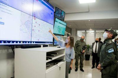 Despliegue de Gendarmería en el Gran Buenos Aires: Frederic se reunió con autoridades municipales