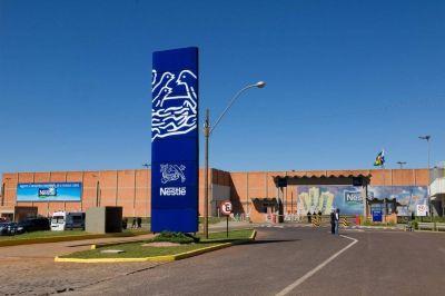 Brasil: Nestlé recorta vales alimentarios a trabajadores en plena pandemia