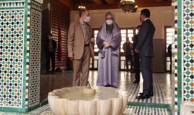 Marruecos: Universidad musulmana homenajea al líder espiritual judío