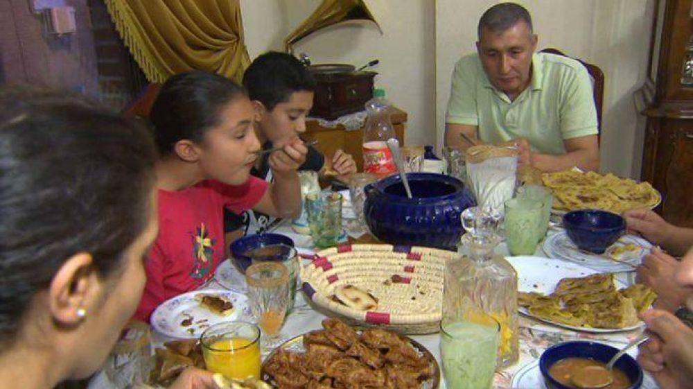 El comienzo de Ramadán