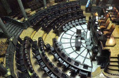 La Ciudad gastará casi cuatro millones de pesos en micrófonos para la Legislatura