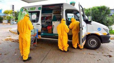 Récord de muertes por coronavirus en un día: ocho casos fatales en Escobar