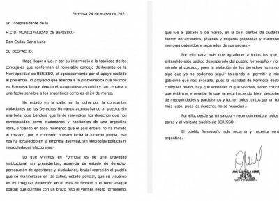 """Sinsabor de la oposición por un respaldo moral """"que se mandó al muere"""""""