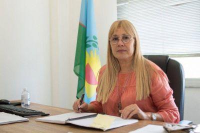 San Vicente tiene nueva secretaria de Seguridad: es la comisaria mayor retirada Mabel Rojas