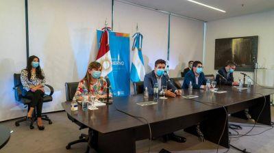 La Mesa Provincia-Municipios analizará eventuales restricciones nocturnas