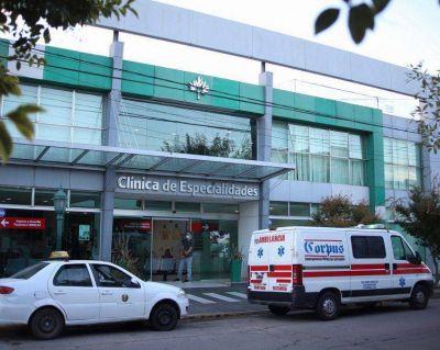 Preocupación en las clínicas locales por el sostenido incremento de internados