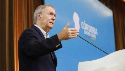 Schiaretti vendrá a Alta Gracia a inaugurar la obra de ampliación de la planta potabilizadora