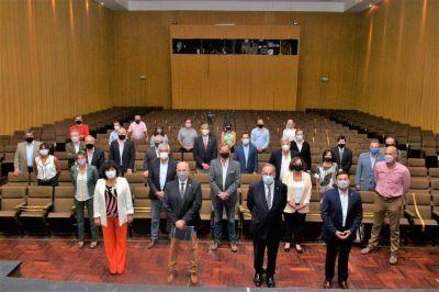 Con nuevos proyectos y desafíos el Acuerdo del Bicentenario avanza y se fortalece