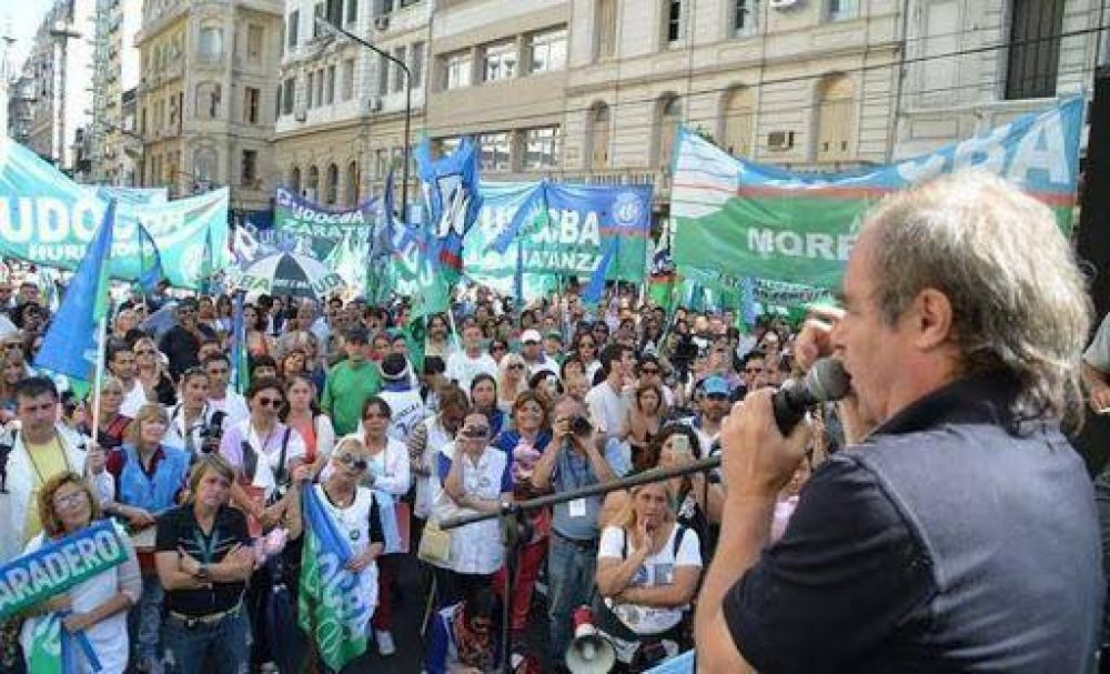 """Miguel Díaz: """"Es el Gobierno Nacional el que tiene que ordenar, no Larreta"""""""
