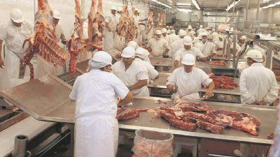 Federación de la Carne y Cámaras del Sector acuerdan un 38% de recomposición salarial