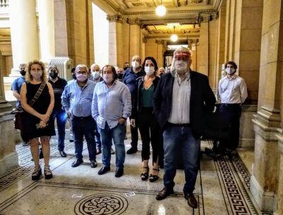 Piumato logró un nuevo aumento para judiciales retroactivo a diciembre 2020