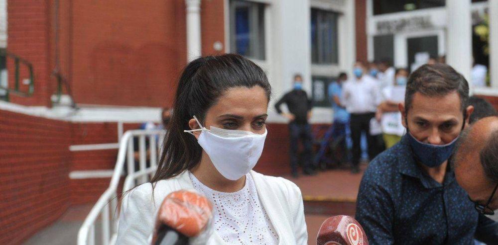 """Luana Volnovich dice que ahora el PAMI va """"a reforzar la vacunación"""" en la Ciudad """"a pedido del Presidente"""""""