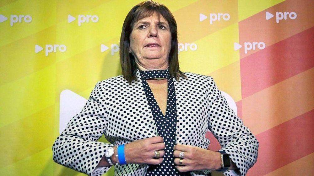 Encuesta: Patricia Bullrich tiene mayor imagen positiva que Larreta, Macri y Alberto