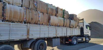 Programa municipal de reciclado: La municipalidad de Ushuaia avanza en la gestión y recuperación de envases plásticos