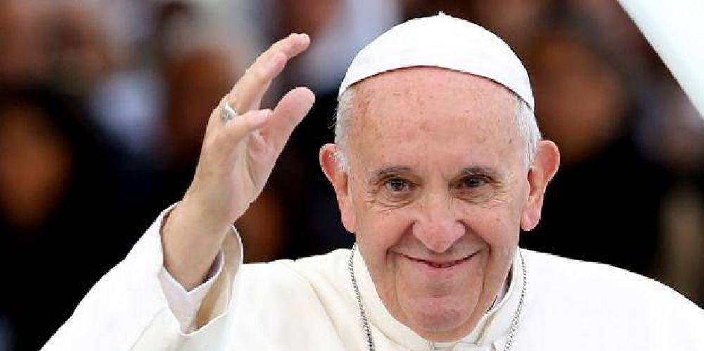 Hoy hace 8 años el Papa Francisco tomó posesión como Obispo de Roma