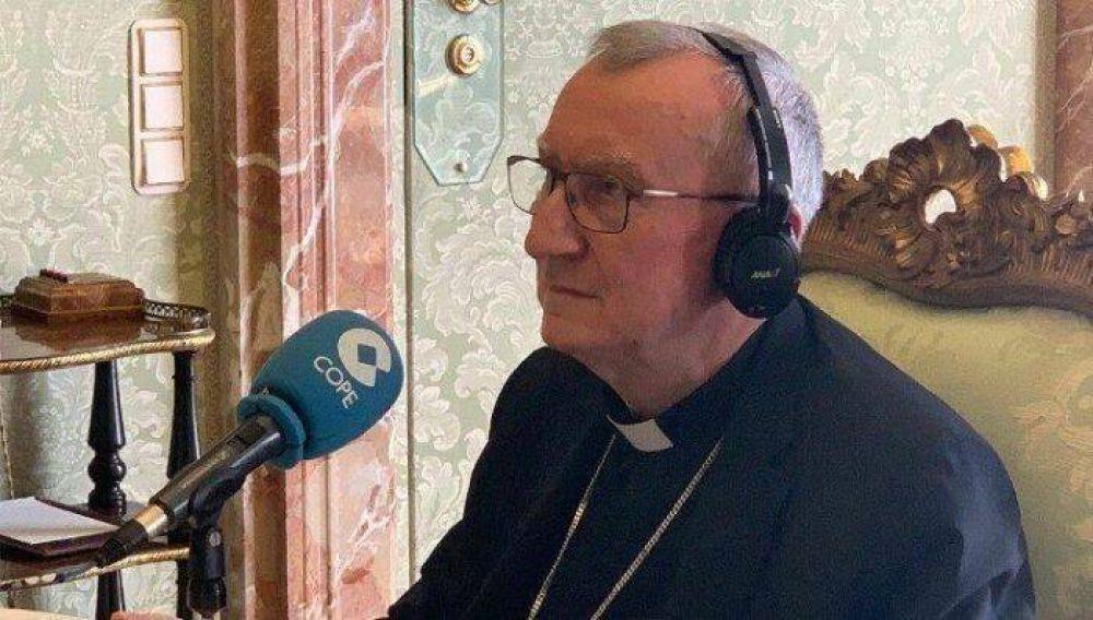 Europa pierde la fe y la razón, lamenta el cardenal Parolin en una entrevista