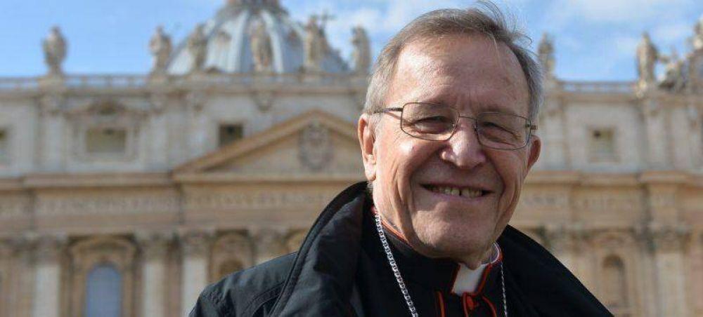 El cardenal Kasper, sobre la muerte de Küng: «Francisco le bendijo»