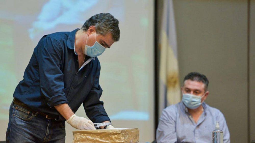 Llegan obras de cloacas a William Morris para miles de vecinos