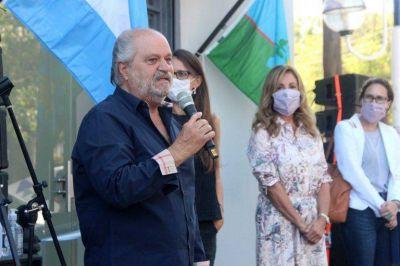 Inauguraron el nuevo edificio de la Secretaría de la Mujer en Ezeiza