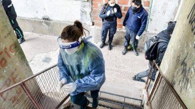 Alarmante aumento de casos en Varela: se reportaron 452 nuevos enfermos de Covid y 2 fallecidos