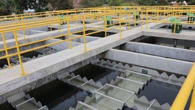 Schiaretti inauguró la nueva planta potabilizadora