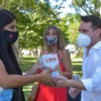 Escuelas de Ituzaingó ya cuentan con medidores de aire