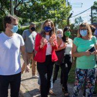 Boulogne: Redes cloacales en el barrio BASI