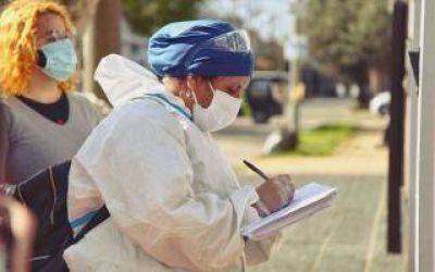 Segunda ola: Quilmes quedó al límite de los 50 mil casos positivos totales de coronavirus