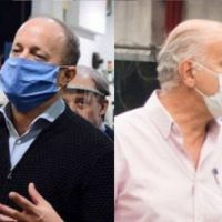 Insaurralde vs Grindetti: disputa de intendentes por las restricciones en la segunda ola