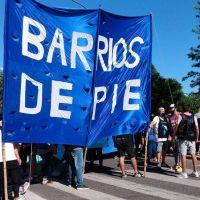 Más marchas en Córdoba: manifestación de Barrios de Pie