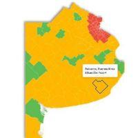 Buenos Aires: 40 municipios volvieron a fase 3 y 79 permanecen en fase 4