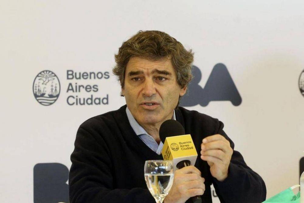 Compra de vacunas: Fernán Quirós desnudó la campaña de Patricia Bullrich